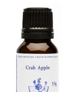 Crab Apple Bach Flower Granules
