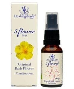 5 Flower Spray