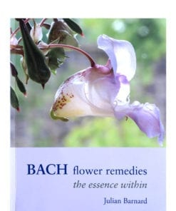 Bach Flower Remedies Book