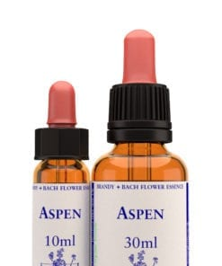 Aspen Bach Flower Essence