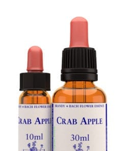Crab Apple Bach Flower Essence